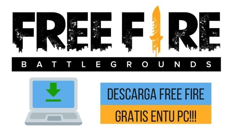 Como descargar Free Fire para PC