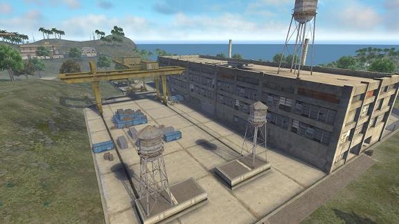 factory mapa bermuda free fire