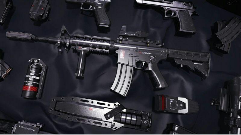 las mejores armas en free fire