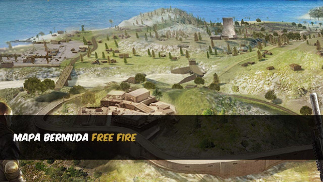 mapa bermuda free fire