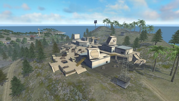 observatory mapa free fire